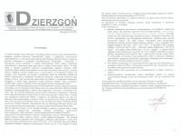 List intencyjny Pana Burmistrza Dzierzgonia