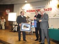 Nagroda Marszałka Województwa Pomorskiego w konkursie 3x20